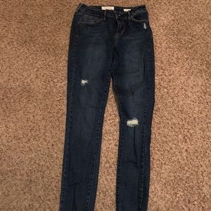 PacSun low-rise skinny jeans